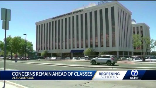 Concerns remain about students returning to classrooms next month