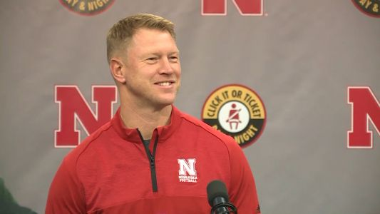 Huskers hold first practice for upcoming season