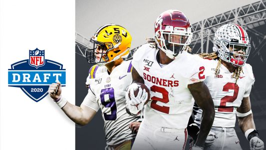 NFL Draft prospects 2020: Big board of top 100 players overall, complete position rankings