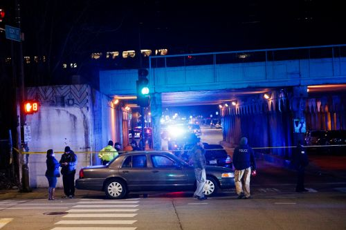 2 Chicago cops struck and killed by train while investigating 'shots fired' call