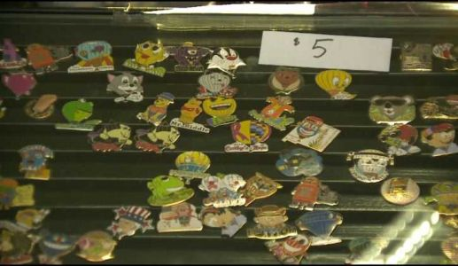 Popular Balloon Fiesta pins sell out quickly