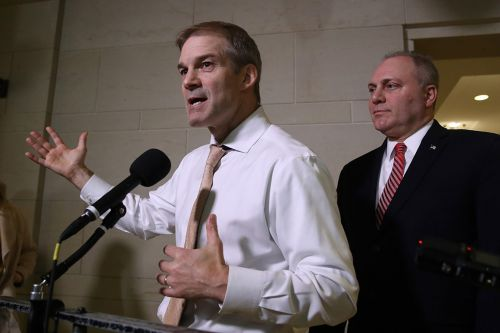 Jim Jordan joins Intelligence Committee to boost Trump in public impeachment hearings