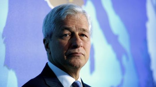 Jamie Dimon Warns 'A Bad Recession' Is Coming