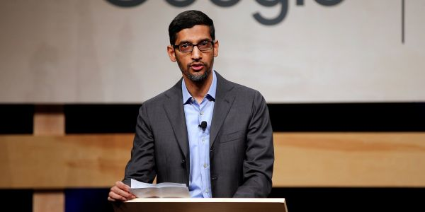 Google parent Alphabet just reached $1 trillion in market value for the first time ever