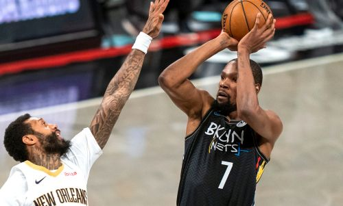 Nets Cruise Past Zion Williamson, Pelicans in Kevin Durant's Return from Injury
