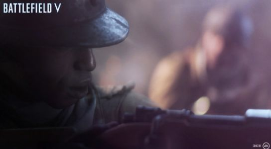 Battlefield V's War Stories opening cinematics hook the player