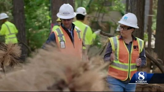PGE's decision to turn off the lights coming under fire