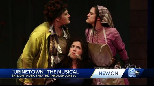 "5/26 Arts Avenue: ""Urinetown"""