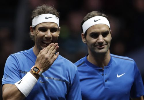 Rafa Nadal is 'more consistent' than Roger Federer and will eventually win more Grand Slam titles, according to one of the top young talents in tennis