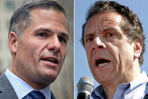Molinaro blasts 'chicken' Cuomo for refusing to debate