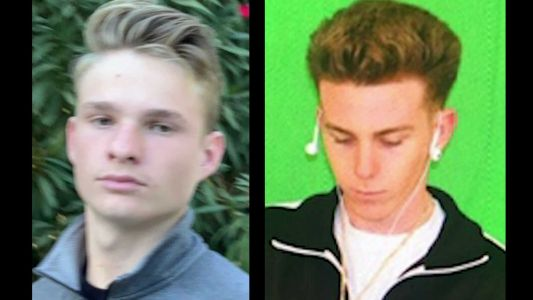 Families mourn California teens who were electrocuted while saving dog