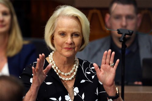 Cindy McCain says Arizona GOP censure is 'a badge of honor'