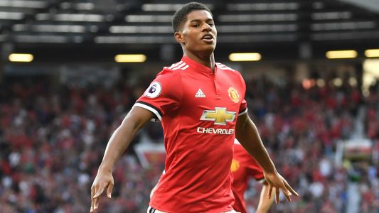 Rashford writes moving tribute on anniversary of Manchester Arena attack
