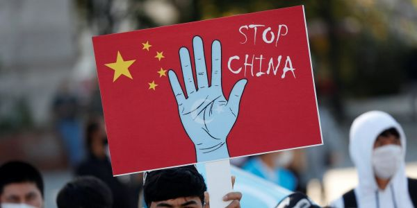 Leaked Chinese report suggests it is forcing Uighurs to take jobs thousands of miles away to change the demographics of their homeland