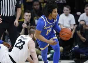 Bruins rally in 2nd half to beat No. 18 Colorado, 70-63