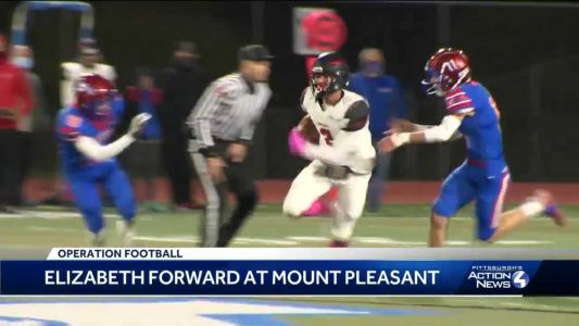 Elizabeth Forward beats Mount Pleasant