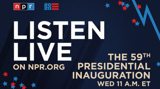 Listen Live: Inauguration Day Special Coverage