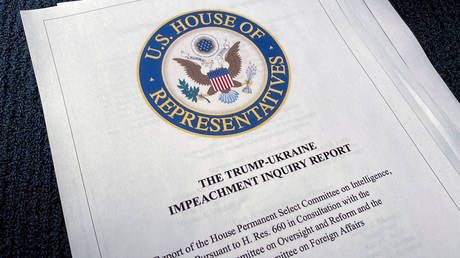 Dueling impeachment reports: Democrats claim 'evidence' of Trump misconduct, Republicans say there isn't any