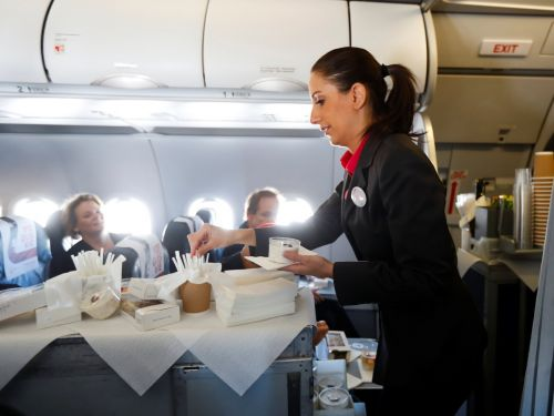 Here's how much flight attendants in 10 airlines say they make