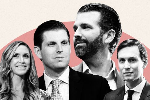 The next Trump family business: 2020 reelection