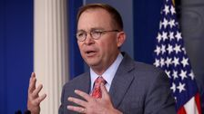 Mick Mulvaney Says Politics 'Should Influence Foreign Policy'