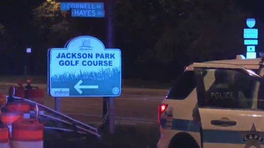 4 wounded after shots fired into crowd at Jackson Park