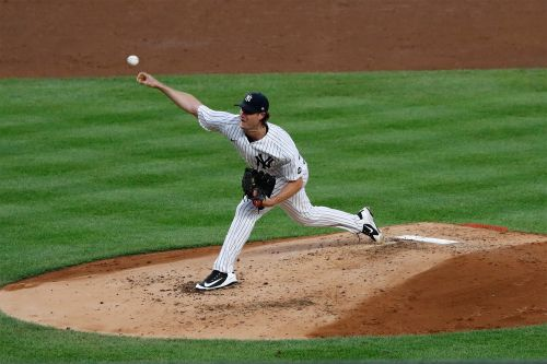 Yankees roll Phillies as Gerrit Cole approaches history