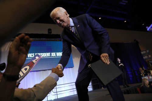Attack Biden on debate stage? Dem rivals once kissed the ring