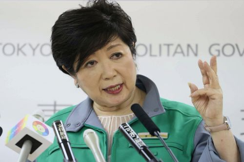 Japan to explore 'simplified' Olympic Games, Tokyo governor says