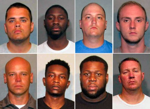 Grand Jury Charges 8 Louisiana Police Officers After 'Excessive Force' Car Chase Arrests