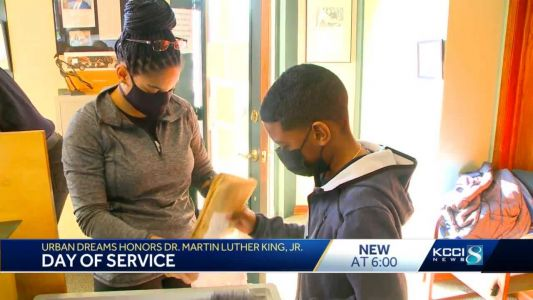 Day of Service: Urban Dreams honors Dr. Martin Luther King Jr