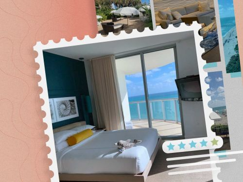 The Solé Miami in Sunny Isles Beach is a boutique, family-friendly hotel with cheaper prices than you'll likely find in South Beach