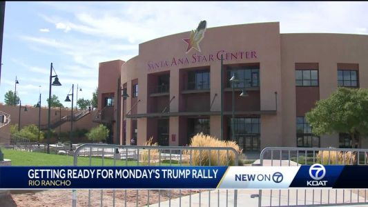 Tips for those headed to Trump rally