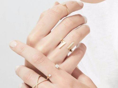 I discovered a new brand that makes owning delicate gold jewelry actually affordable