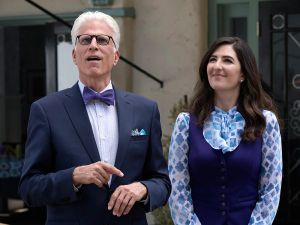 The Good Place might concern itself with big questions, but it teaches us to find pleasure in little moments
