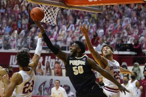 Williams Double-Double Helps Purdue Defeat Indiana 81-69