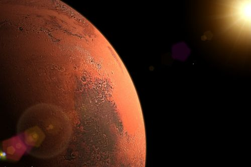 Study suggests Mars may have been a ringed planet in ancient past
