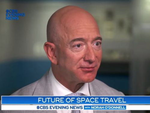 Jeff Bezos risks angering Trump by admitting the US Postal Service gave him a huge helping hand in building Amazon