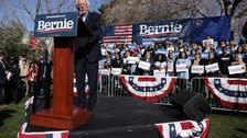 Democratic Voters Now See Sanders As Primary Front-Runner, Poll Finds