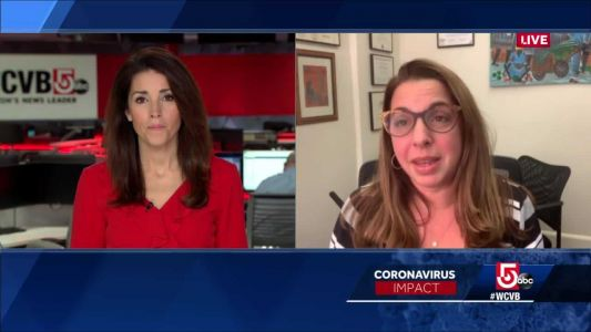 Tufts doctor on US spread of contagious COVID-19 strain