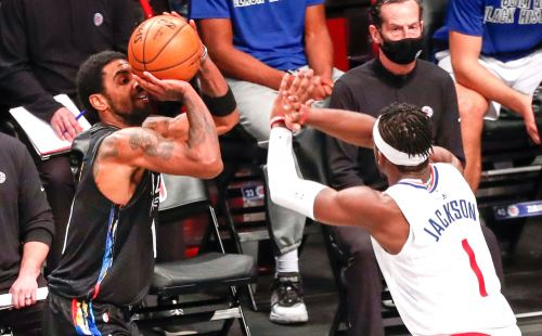 Nets take down Clippers in battle of NBA elites