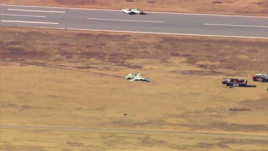 Two Air Force base airmen killed in 'aircraft mishap' in Oklahoma, officials confirm