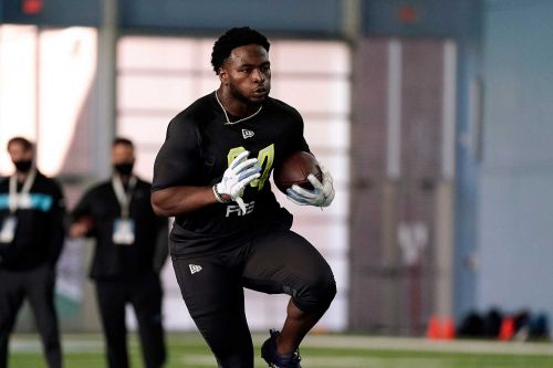 Jets' running back problem likely a Day 2 draft concern