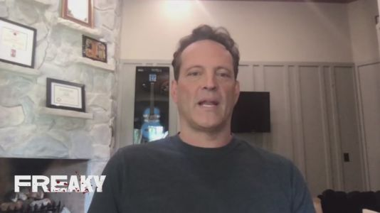 Vince Vaughn on how he's spending his time at home with the family during the pandemic