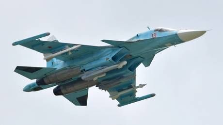 Career of designer behind Russia's iconic Su-34 jet remembered following death at 84