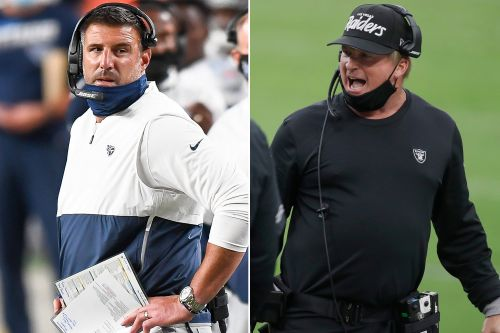 NFL mulling Raiders punishment after Titans get $350K COVID-19 fine