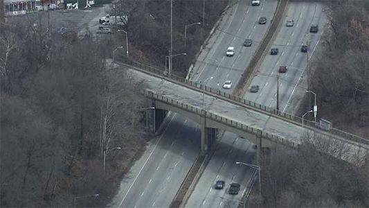 Route 295 to fully close over weekend in Baltimore
