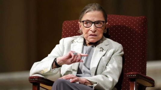 Mass. lawmakers react to Ruth Bader Ginsburg's death