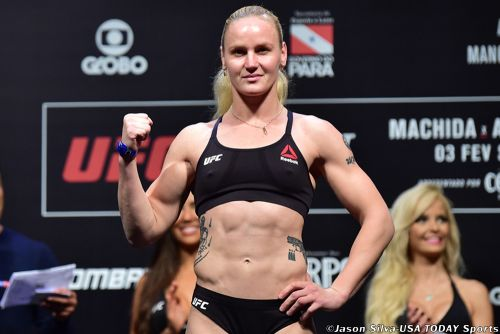 Valentina Shevchenko vs. Joanna Jedrzejczyk back on as UFC 231 co-headliner