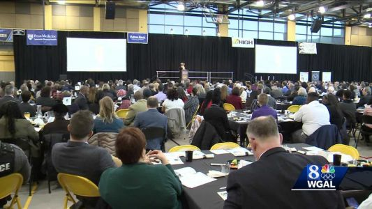 32nd annual Rev. Dr. Martin Luther King Jr. breakfast held in Lancaster County